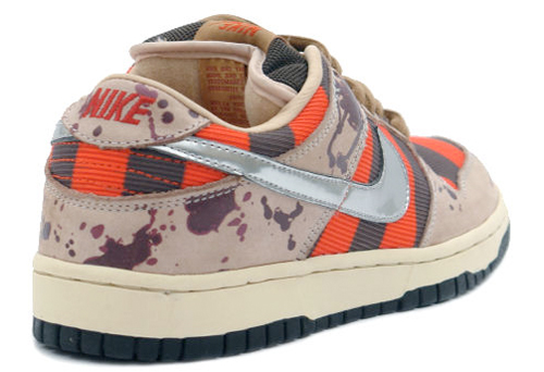 Best Halloween Shoes - Nike SB Dunk Low Freddy Krueger (4th Best ... 9285d26e6cbe