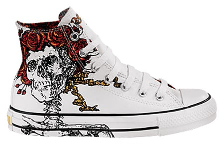 Converse All Star High Grateful Dead