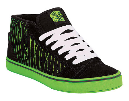 vans halloween shoes