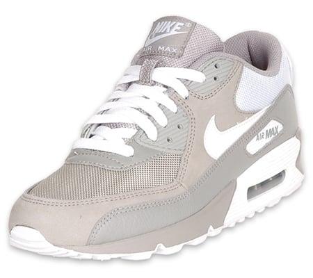 Nike Air Max 90 - Medium Grey / White