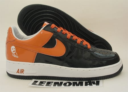 Best Halloween Shoes - Nike Air Force 1 Halloween (8th Best)