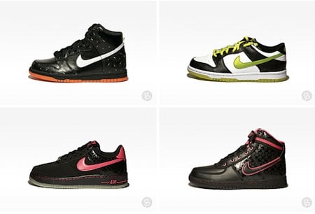 Nike Halloween Pack 2008