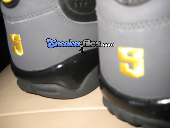 Air Jordan Player Exclusive X - 10 Macus Jordan PE
