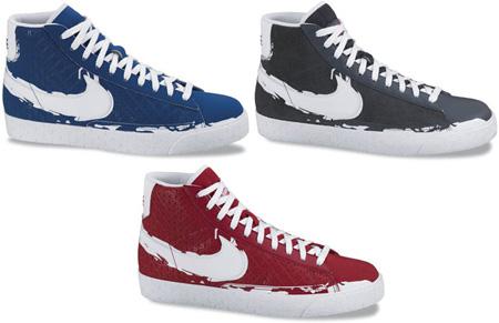 Jackie Robinson Nike Blazer High Pack