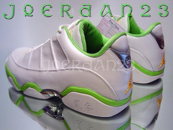 It s Sample Time  Jordan 9.5 Low  046f0ea16