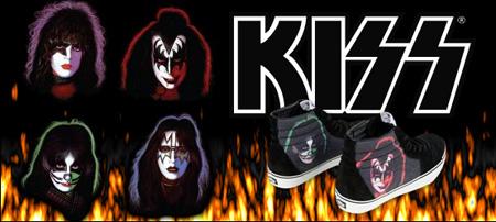 KISS x Vans Sk8-Hi