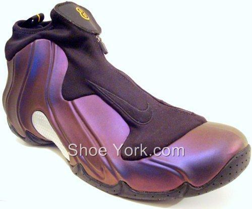 Eggplant Metallic Purple Nike Flightposite Release Date  ReminderFlightposite Eggplant 291db6231
