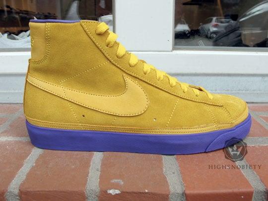 Nike Blazer High NBA Pack