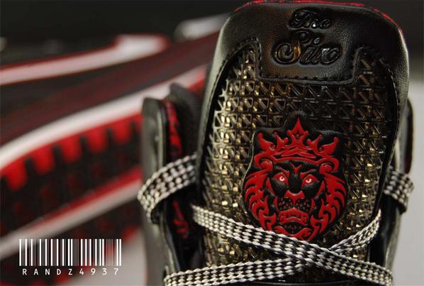 Nike Zoom Lebron VI (6) - Detailed Look