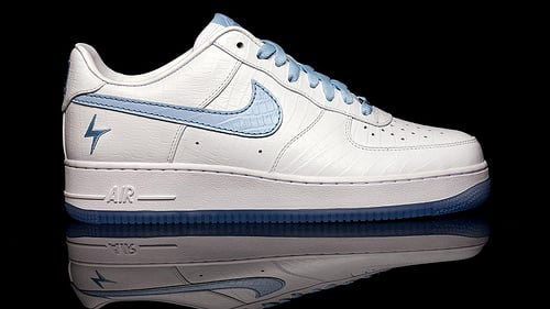 Ladainian Tomlinson Air Force 1