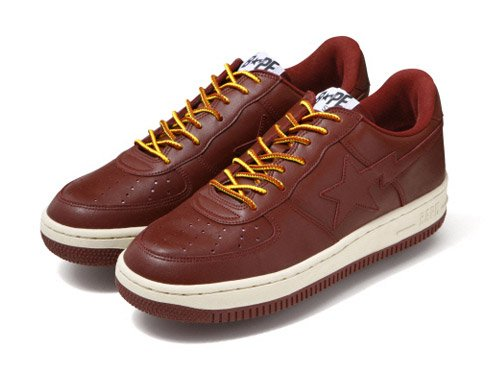 A Bathing Ape Bapesta 2008 Fall/Winter