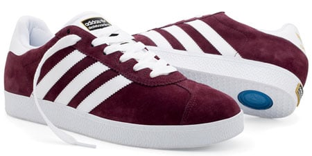 Adidas Skate Gazelle - Maroon