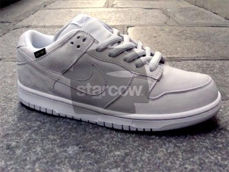 Medicom x Nike SB Dunk Low - Goretex