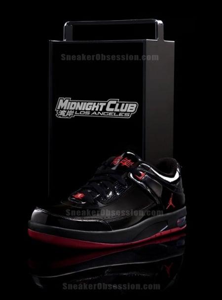 Rockstar x Jordan Brand - Midnight Club Los Angeles