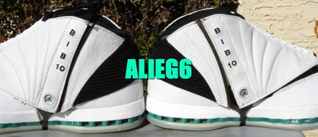 Player Exclusive Rewind: Mike Bibby Air Jordan XVI (16)