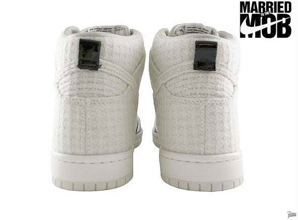 Married To The Mob x Nike Dunk High Supreme