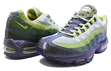 Best Halloween Shoes - Monster Air Max 95 (5th Best)
