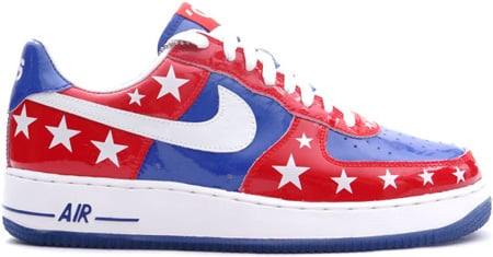 Royal Nike Force 2006 Star All 1onesLow White Air Varsity mn0Nv8w