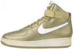 Nike Air Force 1 (Ones) 1993 High Metallic Gold / White
