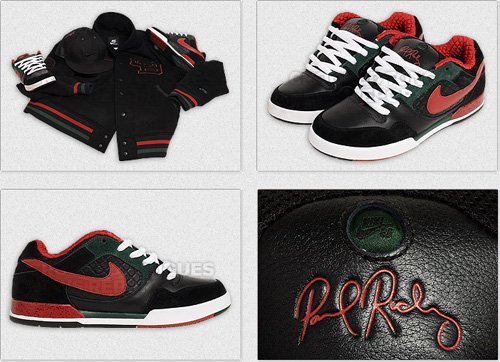 Nike SB P-Rod II (2) Gucci - Up Close and Personal