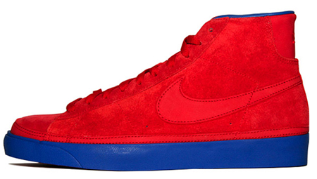 Nike Blazer High Tier 0 - NBA Pack | Los Angeles Clippers