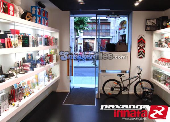 Paxanga Innata - Valladolid, Spain
