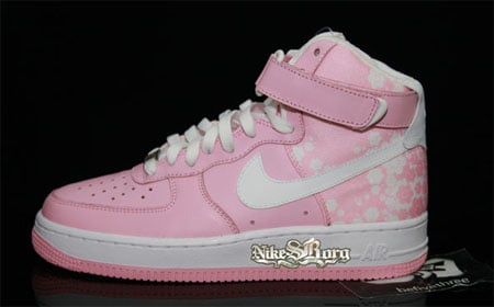 high tops air forces