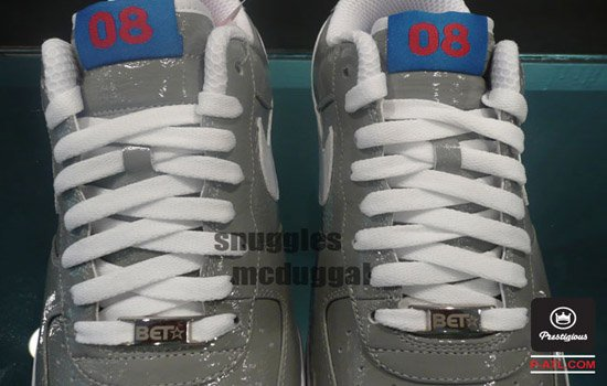 Nike x BET Create 2008 BET Awards Air Force 1