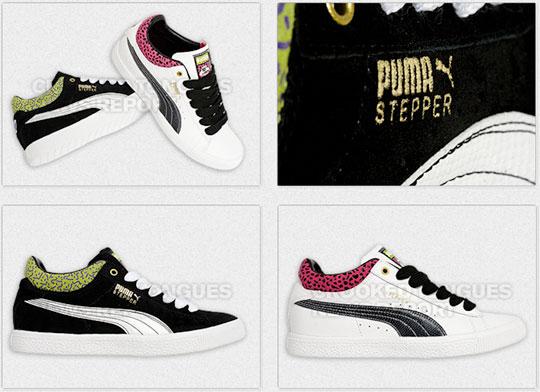 PUMA YO! MTV Raps Stepper Preview
