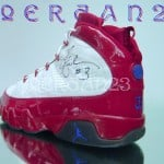 Player Exclusive Rewind: Quentin Richardson's Jordan IX (9)