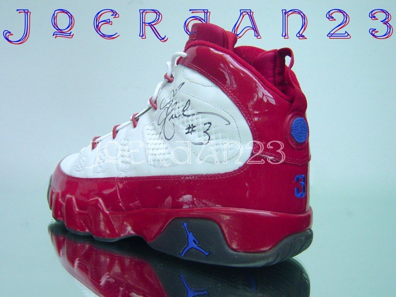 Player Exclusive Rewind: Quentin Richardson's Jordan IX (9)