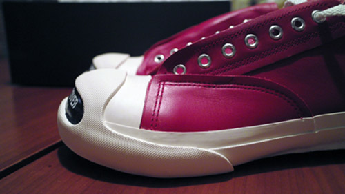 SILLY THING x Undercover Jack Purcell - Gold | Red