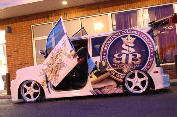 Sneaker Bistro Boutique Scion XB