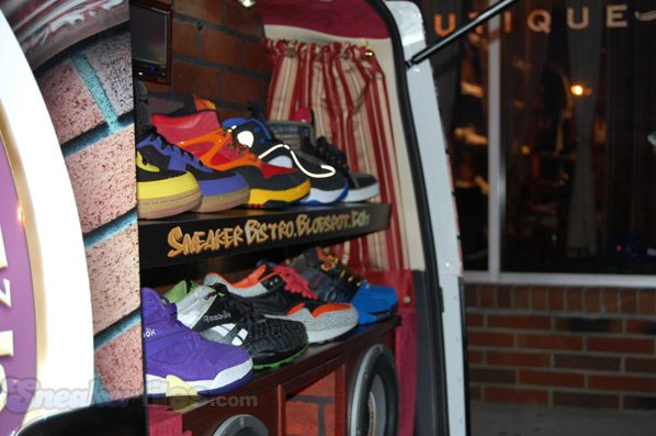 Sneaker Bistro Boutique Scion XB