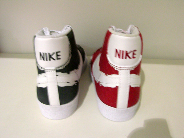 Nike Super Blazer Premium Pack - Jackie Robinson Pack