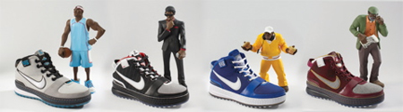 Nike Zoom LeBron VI (6) - Athlete Release Info