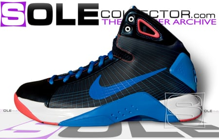 Nike Hyperdunk Supreme - NBA On TNT