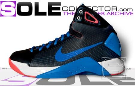 Nike Hyperdunk Supreme - NBA On TNT