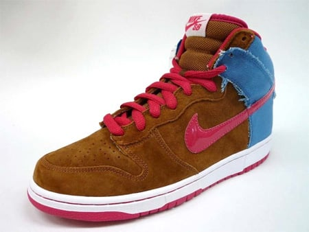 watch e66f7 855d3 Todd Bratrud x Nike SB Dunk High