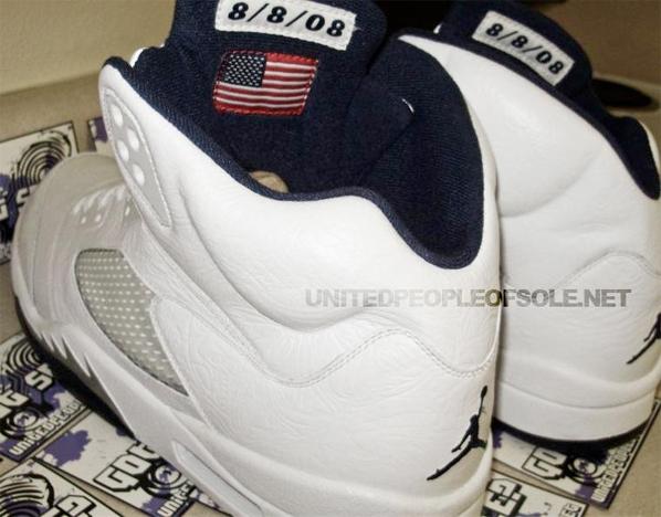 Air Jordan V (5) USAB Player Exclusive (PE)
