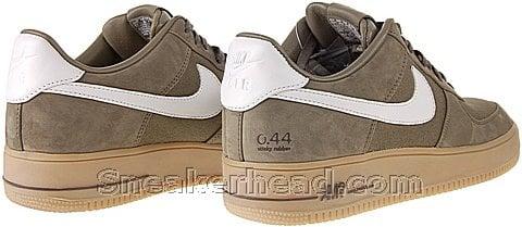 Nike Air Force 1 - Waterproof