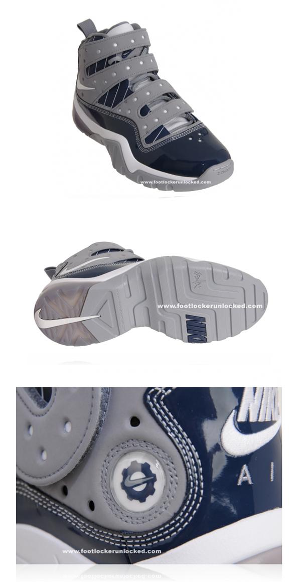 Nike Air Sharkley - New York Yankees   Footlocker Exclusive