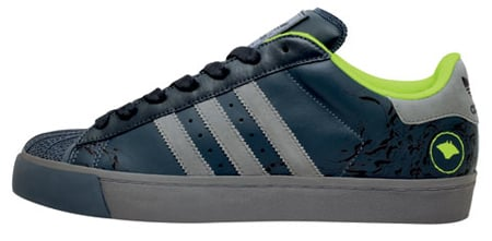 Cheap Black White Rose Gold Blue Adidas Superstar Vulc Adv Shoes