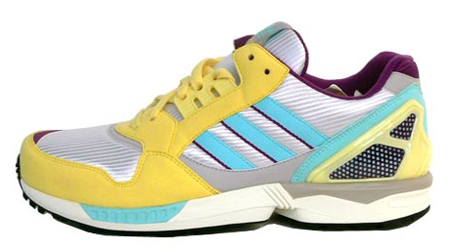 adidas Torsion ZX 9000 - Neon Yellow