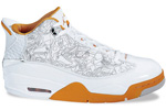 Air Jordan Dub Zero White / White - Ceramic