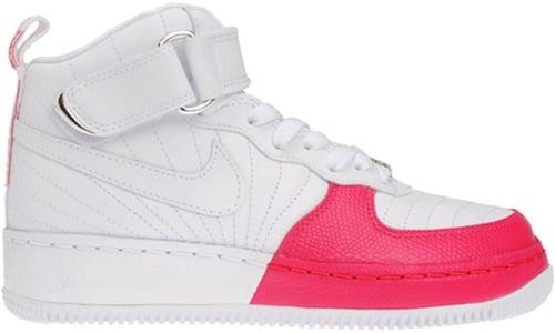 Air Jordan Fusion 12 (AJF 12) Girls White / Cherry