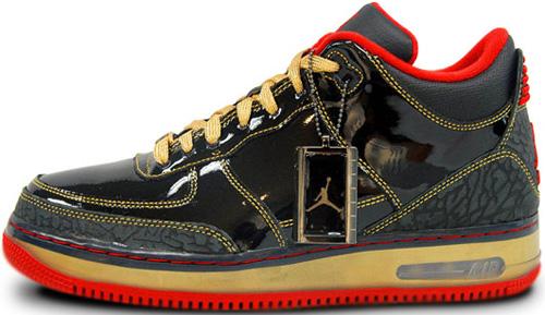 d8947cda9204 Air Jordan Fusion 3 (AJF 3) Best on Earth Black   Varsity Red – Metallic  Gold – White