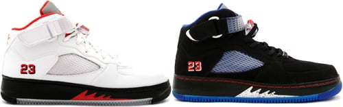Nike Air Force 1 Jordan Fusion 5