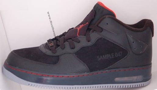 Air Jordan Fusion VI (6) Low Sample