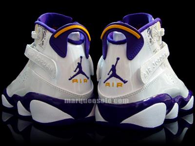 Air Jordan Six Rings - Hollywood - Lakers